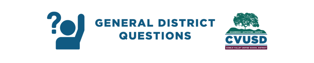 General District Questions Title